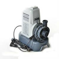 Насос Intex 11464 в сборе с мотором и блоком для системы очистки воды 28682