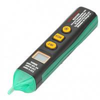 Інфрачервоний термометр MS6580 + безконтактний детектор напруги