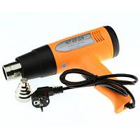 Фен технічний ZD-509 800/1500W