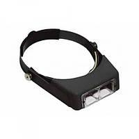 Бинокуляр Magnifier MG81007B (x1,5; х2,0; x2,5; х3,5)