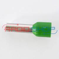 Оконцеватель провода 6мм², изолированный (LT60012) (100шт.)
