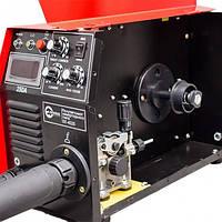 Полуавтомат сварочный инверторного типа комбинированный 7,1 кВт, 30-250 А., проволока 0,6-1,2 мм., электрод