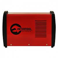 Сварочный инвертор 230В, 5.3кВт, 20-160А, диаметр электрода 1,0-4,0 мм. INTERTOOL DT-4016