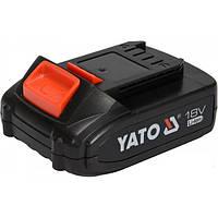Аккумулятор Li-Ion YATO YT-82842