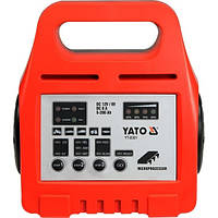 Зарядний пристрій 6 / 12 V 8 А 5-200 Ah, YATO YT-8301
