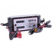 Зарядний пристрій електронний мережевий YATO YT-83016