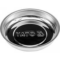 Магнитный поднос нержавеющий YATO YT-08295