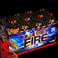 Фейерверк BLUE NIGHT FIRE MC149 200 выстрелов