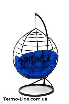 """Підвісне крісло-кокон """"AURORA"""" з підставкою"""