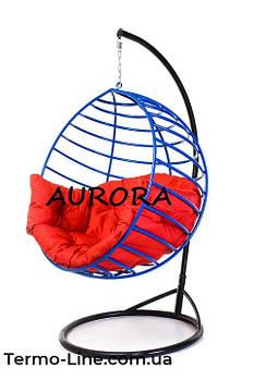 """Підвісне крісло-кокон """"AURORA-S"""" з підставкою"""