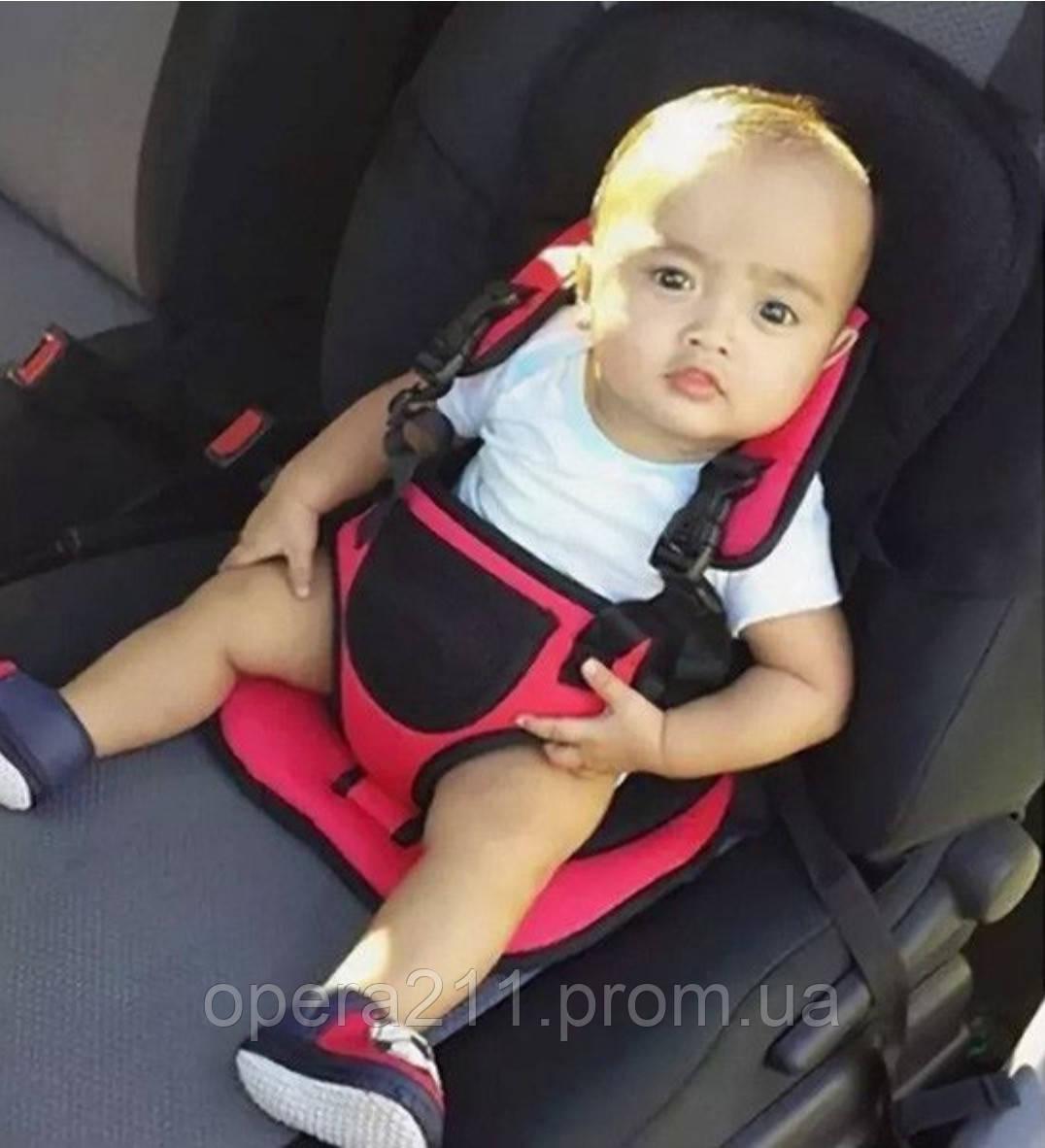C01 - Baby Saftey Chair Бескаркасное детское автокресло без подголовника (NY26) (50шт)