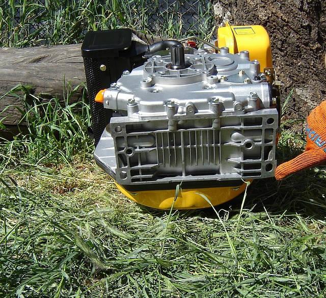 Дизельный двигатель Sadko DE-300M фото 2