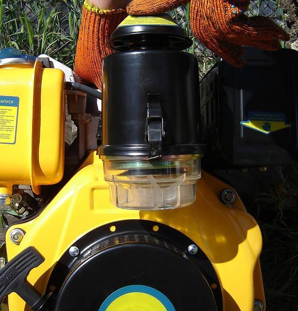 Дизельный двигатель Sadko DE-300M фото 7