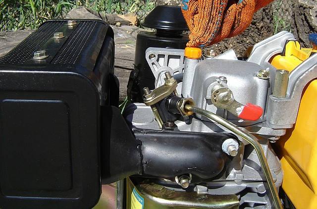 Дизельный двигатель Sadko DE-300M фото 9
