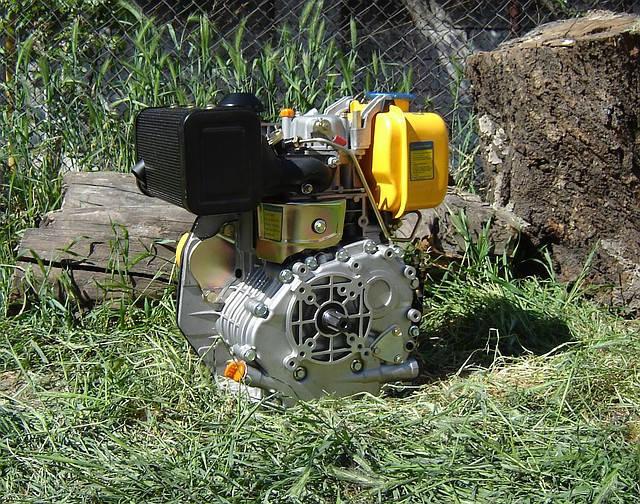 Дизельный двигатель Sadko DE-300M фото 10