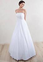 Свадебное платье в стиле Ампир №5944. Есть опт.
