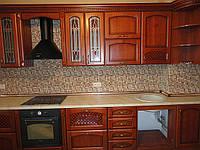 Кухонный гарнитур дерево