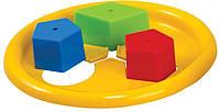 Развивающая игрушка Тигрес Волшебное ведерко 8 элементов (39136)