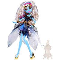Лялька Монстер Хай Еббі Боминейбл 13 Бажань Monster High Abbey Bominable 13 Wishes