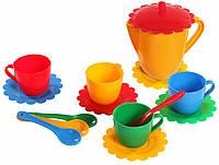 Набор игрушечной посуды Тигрес Ромашка (39085)