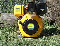 Дизельный двигатель Sadko DE-300M (6 л.с., шлицы), фото 1