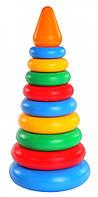 Развивающая игрушка Тигрес Пирамидка (39103)