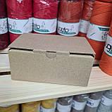 Самосборная картонная коробка - 145 × 95 × 60 на 0,3 кг, фото 3