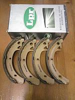 Тормозные колодки заднего тормоза ВАЗ 2108-2110 LPR (ЛПР)