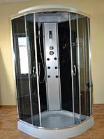 Гидробокс Eco Brand 100LT Black, 100*100*215 см