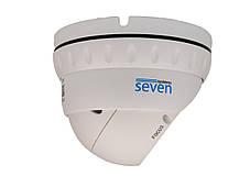 IP відеокамера 3 Мп вулична/внутрішня SEVEN IP-7232PA (2,8-12), фото 3