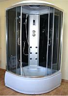 Гидробокс Eco Brand 100HT Black, 100*100*215 см