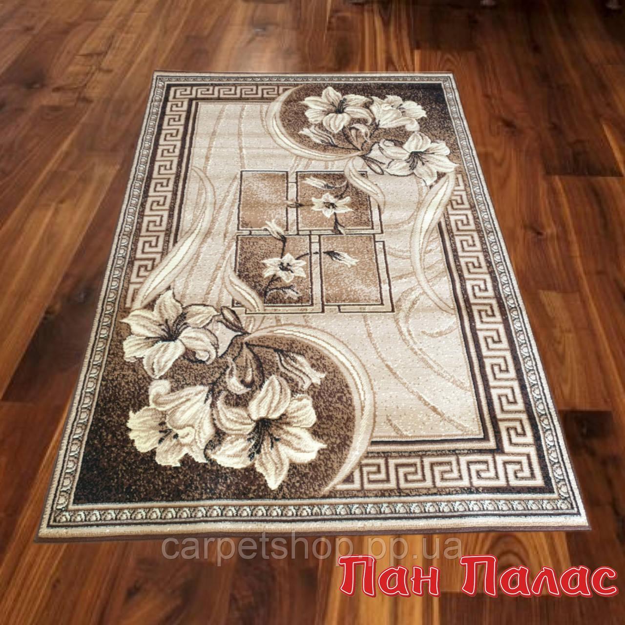 300*600 см Килим Gold виробник Karat Carpet Україна з абстрактним малюнком