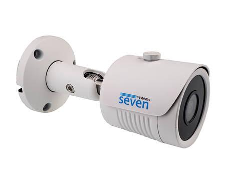 MHD відеокамера 2 Мп вулична/внутрішня SEVEN MH-7622 (3,6), фото 2
