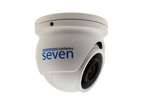 MHD відеокамера 2 Мп вулична/внутрішня SEVEN MH-7612LM (3,6), фото 2