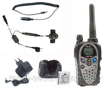 Midland G8E-BT PMR Bluetooth IPX5 Waterproof (водонепрониц.)