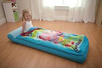 Надувной детский матрас с одеялом Intex 66802, фото 1