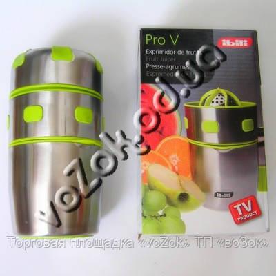 Ручная соковыжималка Про Ви Ибили (Pro V Ibili) аналог Pro V Juicer