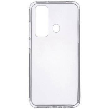 TPU чехол Epic Transparent 1,5 mm для TECNO Camon 17