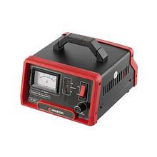 Пристрій зарядний для акумуляторів 12/24 В, 0-10 А, 6-150 Ач, з мікропроцесором INTERTOOL AT-3031