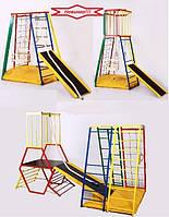 Трансформер 4 в 1 - Детский спортивно-игровой комплекс