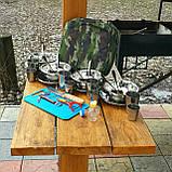 Набор посуды для пикника на 8(16) персон F-16, фото 4