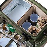 Набір для пікніка Ranger Rhamper Lux НВ6-520 (на 6 персон), фото 3