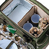 Набор для пикника Ranger Rhamper Lux НВ6-520  (на 6 персон), фото 3