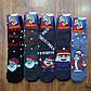 """Чоловічі махрові бамбукові шкарпетки,""""Montebello"""" Новий Рік 41-45, фото 2"""