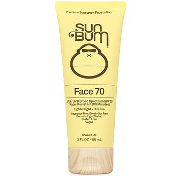 Cолнцезащитный лосьон для лица Sun Bum Original Sunscreen Face Lotion SPF 70 88 мл