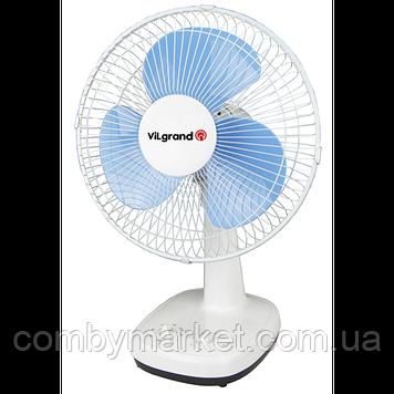 Вентилятор настільний ( 30 Вт; 30 см) ViLgrand VTF3031