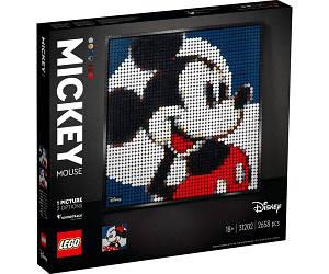 Lego Art Міккі Маус 31202