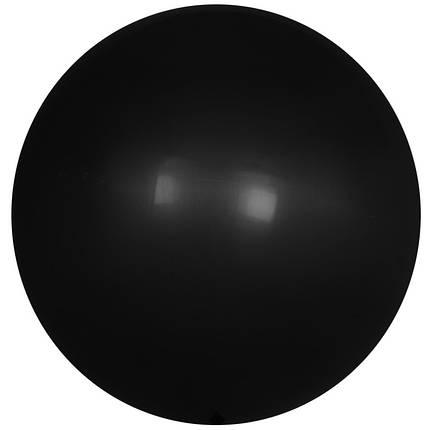 """Бабл 18"""" КИТАЙ-КТ Глянець чорний, фото 2"""
