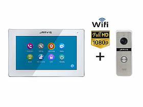 Full HD 1080P Комплект Jarvis JS-7TSW FullHD + WiFi + JS-02S FullHD