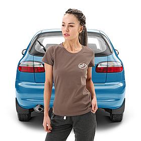 Женская футболка Део
